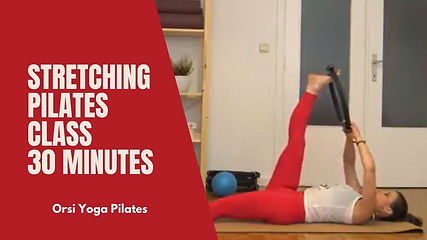 Great for Workout Abs and Stretch | Stretching Pilates Class 30 minutes