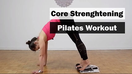 Pilates Tutorial: Core Strengthening