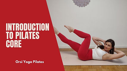 In this video, I provide a detailed explanation of how to perform a Pilates workout for training your core