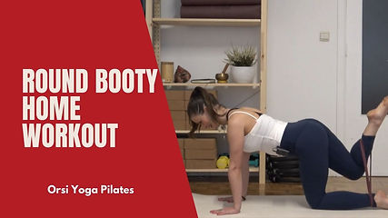 Exercises for a beautiful round shape booty and target the inner thigh and outer thigh