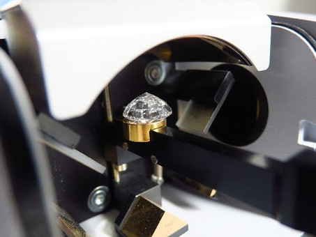 New record-breaker: a 14.6ct CVD laboratory-grown diamond has been revealed
