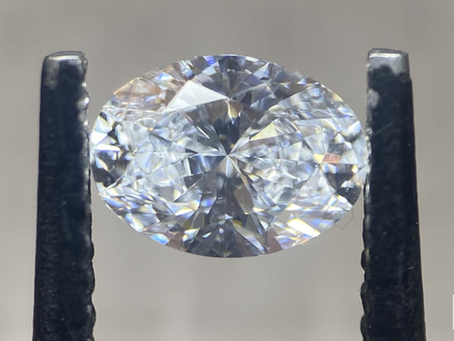 "HPHT laboratory-grown diamonds that test as ""synthetic moissanite"""
