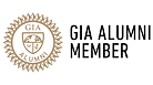 gemological institute of america - GIA alumni. Julia Griffith GIA member for gemmology education.