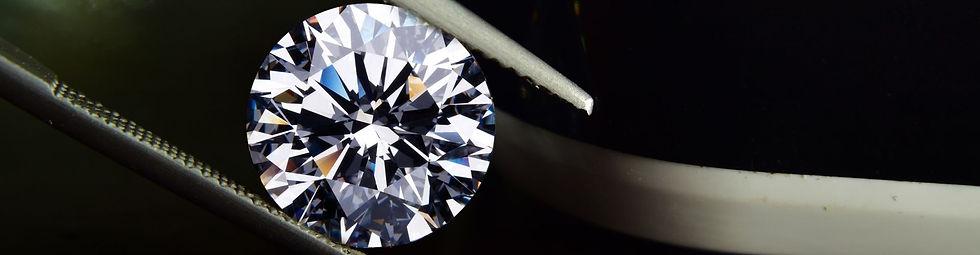 Lab grown diamond stock image .jpg