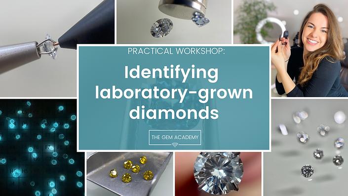 Identifying laboratory-grown diamonds workshop London 2021 THE GEM ACADEMY.png