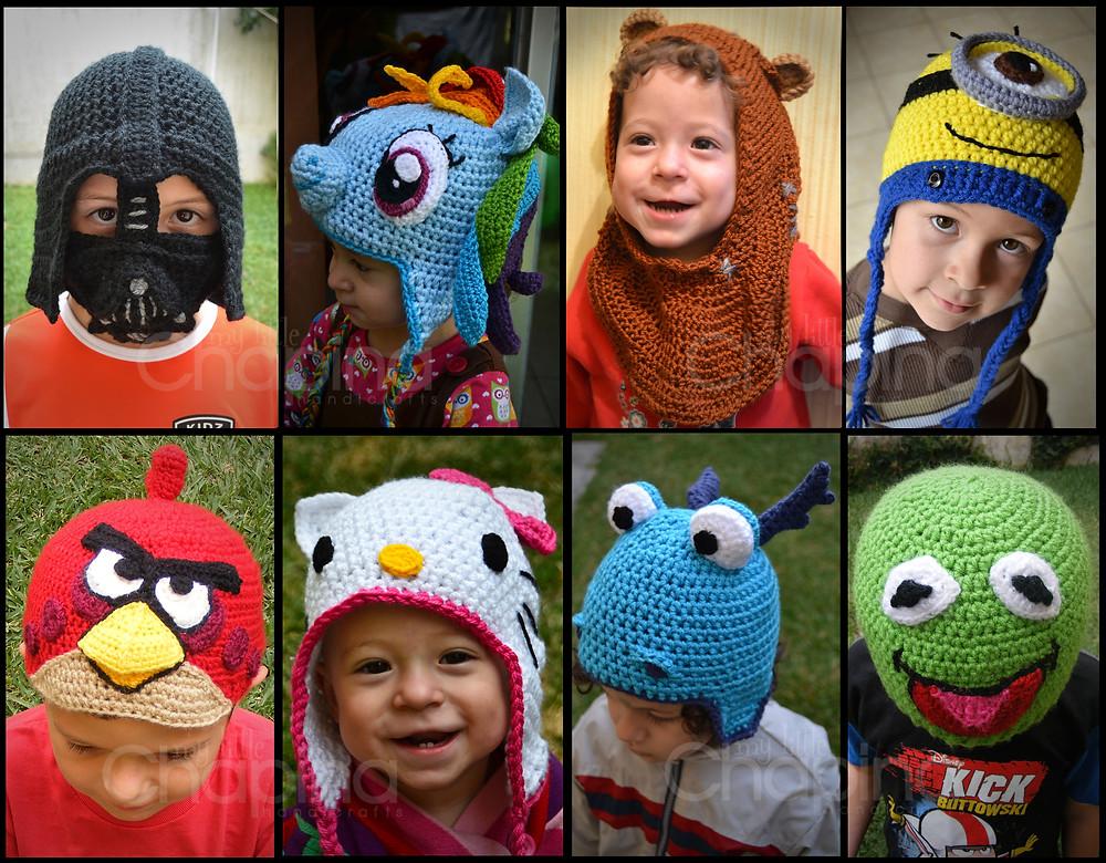 Children's Character Hats