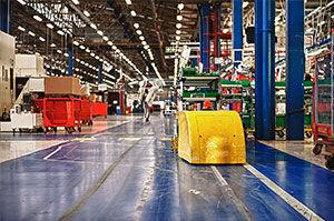 효율적인 공장운영
