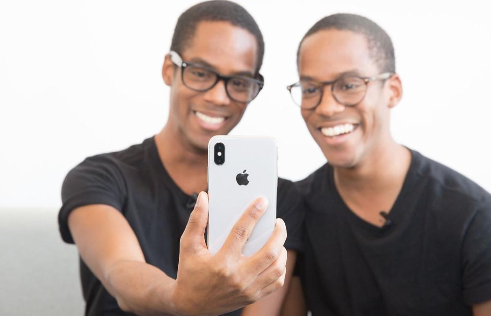 쌍둥이 구별이 불가능한 얼굴인식