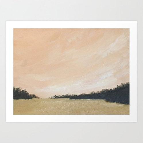 Okolona - Giclée Print