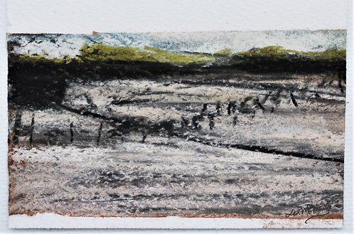 Bethel - Miniature Landscape Painting