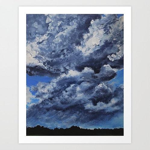 Pinson Mounds - Giclée Print