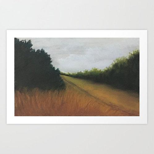Tyree Springs Hollow - Giclée Print