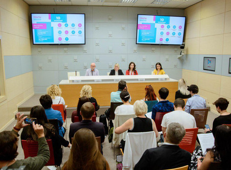 Встреча с зеленоградскими НКО-победителями Конкурса Грантов Мэра Москвы