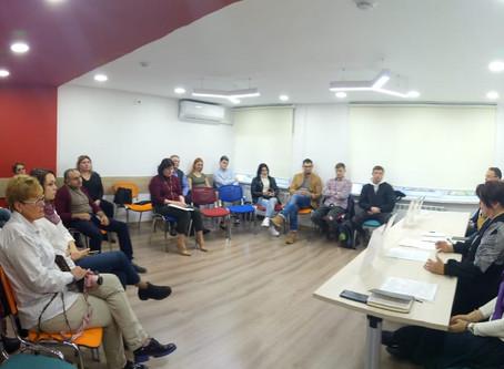 Зеленоградские НКО представляют проекты, поддержанные на Конкурсе Грантов Мэра Москвы