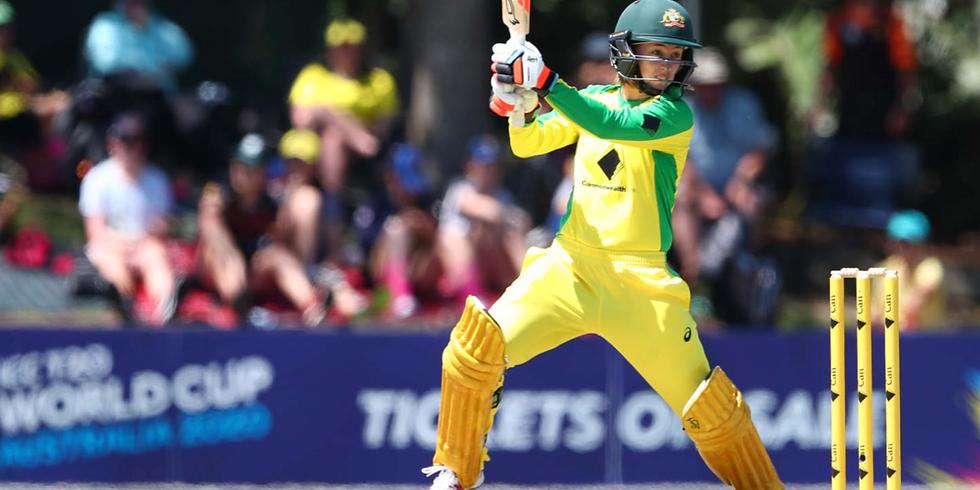 Australia v India Commbank ODI