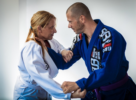 How Jiu-Jitsu Helps Women Develop Great Habits