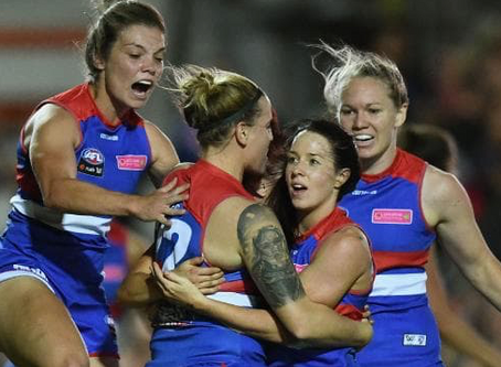 Top 6 Beginner Tips on becoming an AFLW Fan