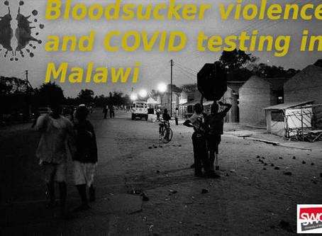 "[Webinar]: ""COVID testing is just like bloodsucking"""