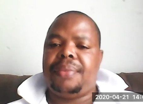 Interview with NUPSAW national organiser, Solly Malema