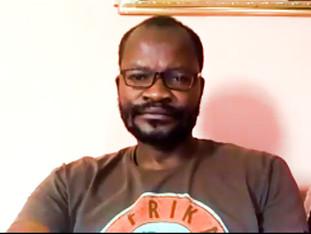 Interview with People's Health Movement national coordinator, Tinashe Njanji