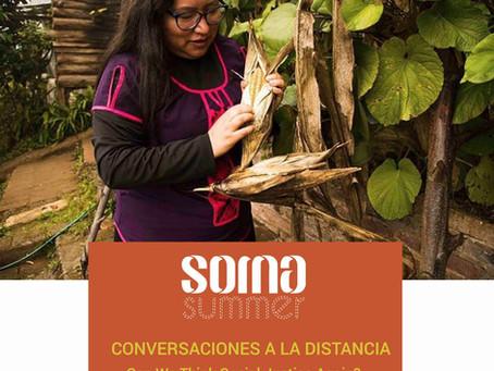 Soma Summer | Yásnaya Elena Aguilar