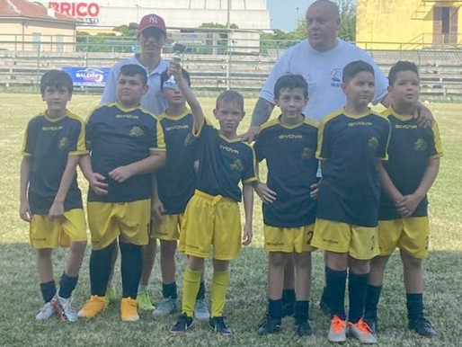 Pro Mortara: il Camp estivo sfonda quota 70, intanto i calciatori si scatenano nel torneo di Mede
