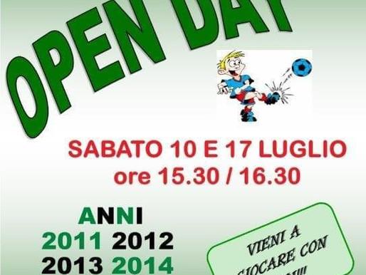 Sport, domani l'Open Day dell'Olimpic Cilavegna