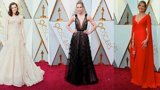 Inspire-se nas tendências do Oscar para escolha do seu vestido de festa