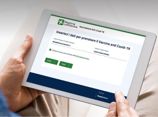 Vaccinazioni: domani il via alle prenotazioni online per la fascia d'età 75-79 anni