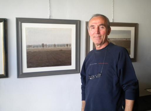 Mercoledì torna l'arte di Roberto Pelli in biblioteca. Affrettatevi a prenotare, posti limitati