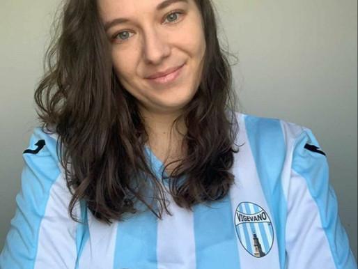 #Focus11: Laura Lupi, l'entusiasmo del calcio in rosa invade Vigevano