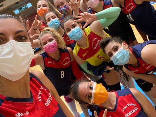 Sport: Virtus Volley, passaggio in semifinale e testa di serie grazie ai punteggi