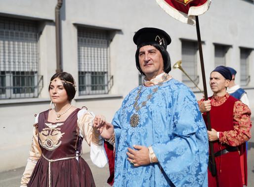 Le contrade ricordano i morti Covid: sabato alle 18 la Messa ai Frati