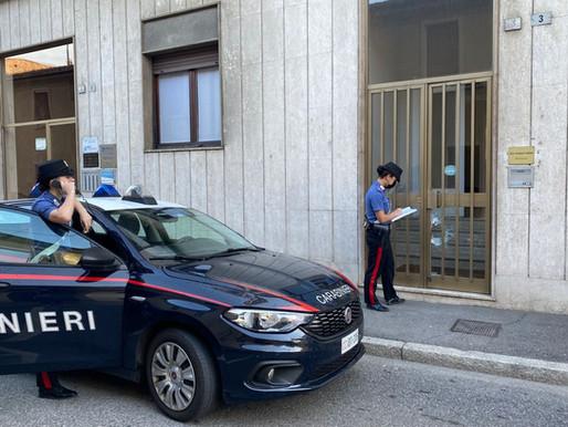 Mortara, arrestato in flagranza un pregiudicato 53enne mentre tentava il colpo dal notaio