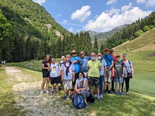 Dalle montagne della Val Seriana alle spiagge di Bellaria: è tempo di vacanze per l'Anffas