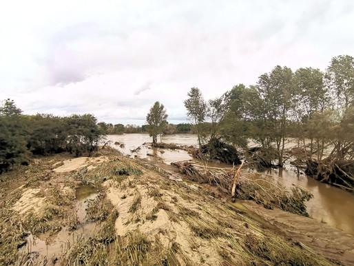 Alluvione del Sesia, Rolfi: richieste danni entro il 30 aprile
