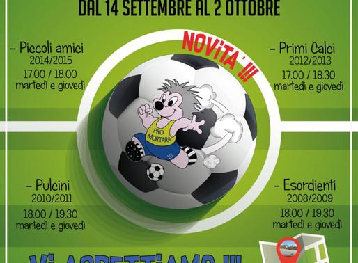 Sport, Pro Mortara: calcio giovanile e la Serie D maschile di volley tra le novità della stagione
