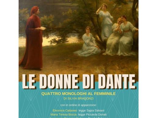 Cilavegna, cinque monologhi rosa portano Dante in scena alla chiesa del Carmine