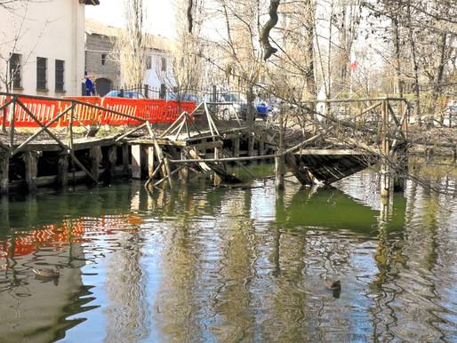 Mortara, Sant'Albino: via i lavori al fontanile grazie ai fondi del Gal