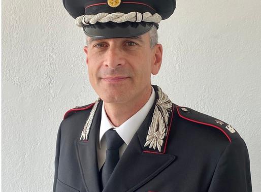 Carabinieri: il comando della Compagnia al maggiore Paolo Banzatti