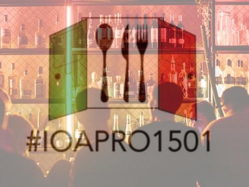 #ioapro1501: la Prefettura di Pavia invita a sospendere la protesta