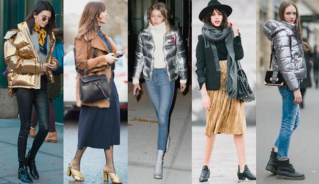 a87a1b66b ... o guarda-roupas para o frio  A estação mais elegante do ano está  chegando e nas passarelas já começam a desfilar as principais tendências da  moda.