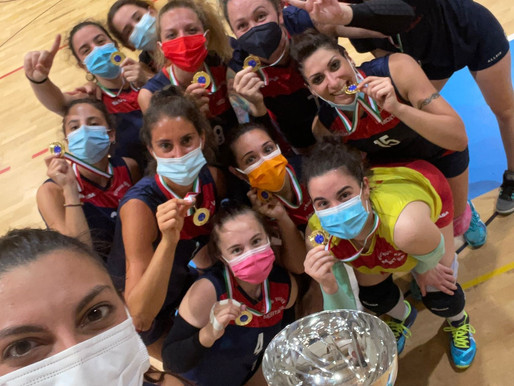 Volley, la Virtus si rinforza per la D femminile: presa Simona Luini