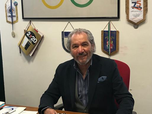 Coni, Luciano Cremonesi confermato delegato provinciale