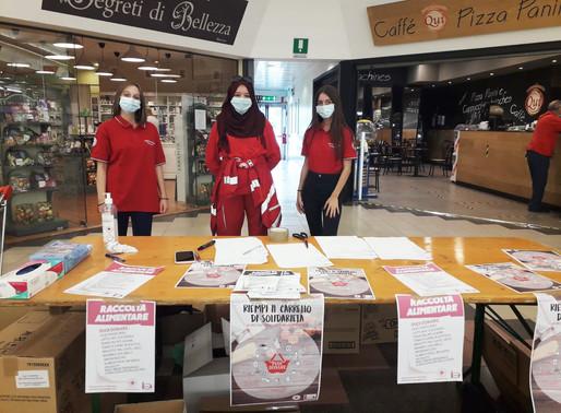 Anche l'astuccio diventa solidale: la Croce Rossa raccoglie materiale scolastico per le famiglie