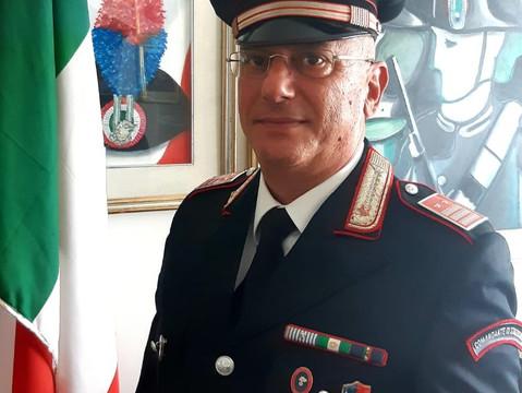 Gravellona: il Comandante della Stazione Carabinieri Massimo Latella va in congedo
