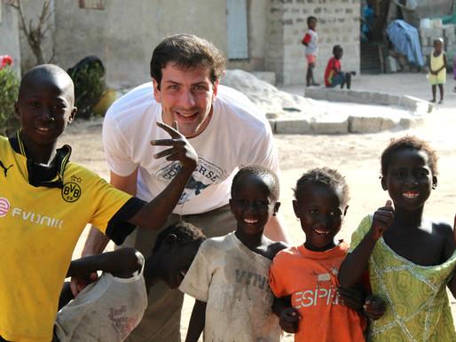 Mortara ha un nuovo pediatra: il giovane Lorenzo Bassi porta l'esperienza vissuta in Africa
