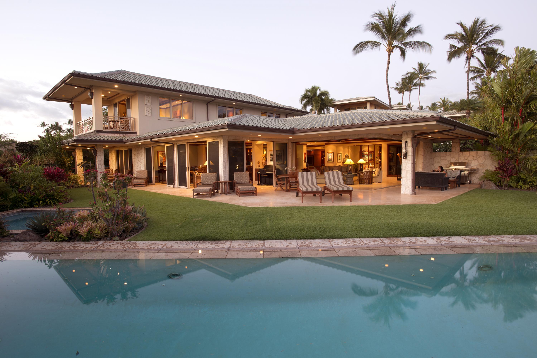 Maluhia Residence, Wailea, Hawaii