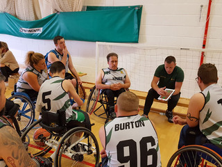 Kings Gear Up For New British Wheelchair Basketball Season