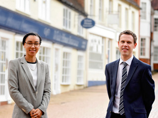 Law Firm Welcome New Family Solicitor